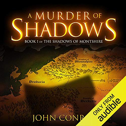 A Murder of Shadows Audiobook By John Conroe cover art