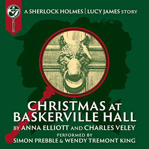 Christmas at Baskerville Hall (A Sherlock and Lucy Short Story) cover art