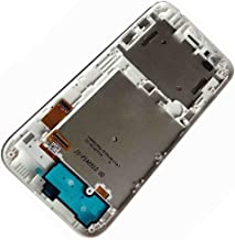 UFIXBEST Tested Complete LCD Display Touch Screen Glass Panel Digitizer Assembly + Frame Replacement Repair Parts For HTC Desire 510 D510 White
