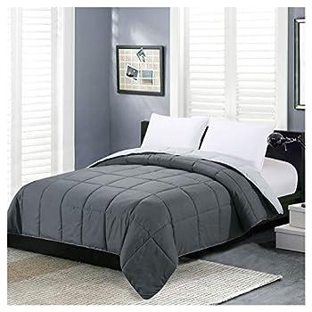 Best gray comforter Reviews