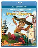 True Story of Puss'n Boots [Blu-ray] [Import]