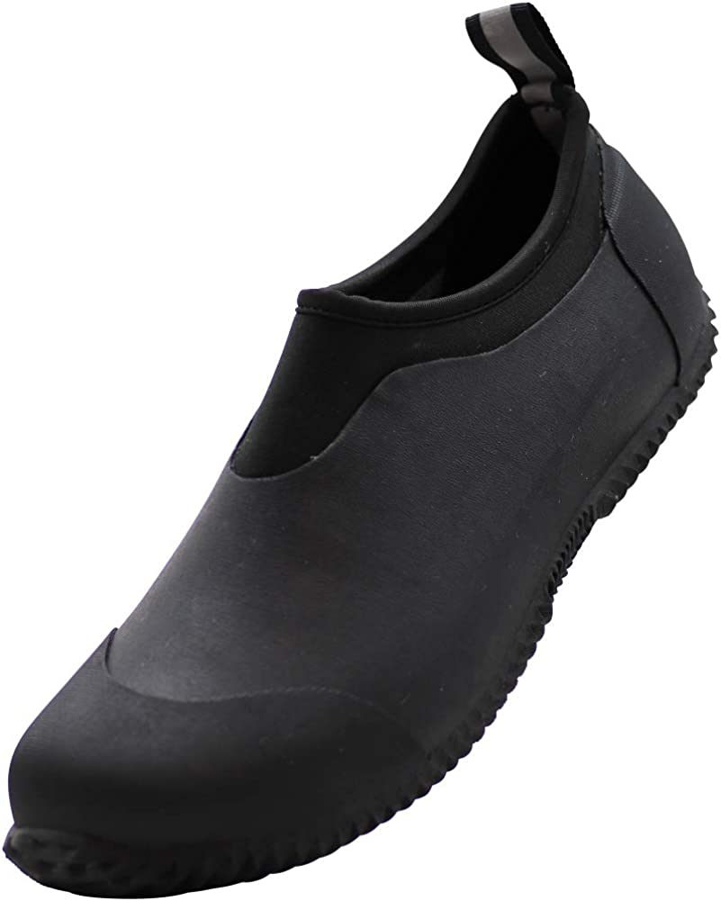 NORTY sale Rubber Waterproof Garden Ankle Rain for 1 Runs - Men Mail order cheap Shoes