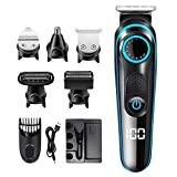 Dimart Maquina Cortar Pelo Profesional Cortapelos Profesional Barba Afeitar Tool Set Household Low Noise Rechargeable