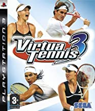 Virtua Tennis 3 - Playstation 3 (Renewed)