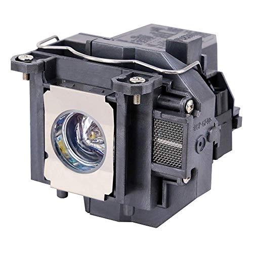 Loutoc V13H010L57 Lámpara Proyector para Epson ELPLP57 PowerLite Home Cinema Brightlink 450wi 455wi powerlite 450w 450wi 460