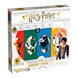 Harry Potter House Crests 500 Pc Jigsaw Puzzle
