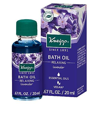 Kneipp Bath Oil, Relaxing, Lavender, 20 ml