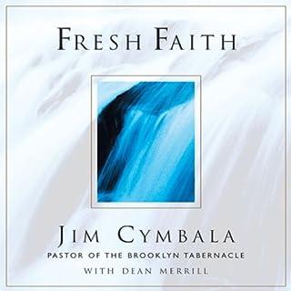 Fresh Faith audiobook cover art