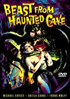 Beast from Haunted Cave [DVD]
