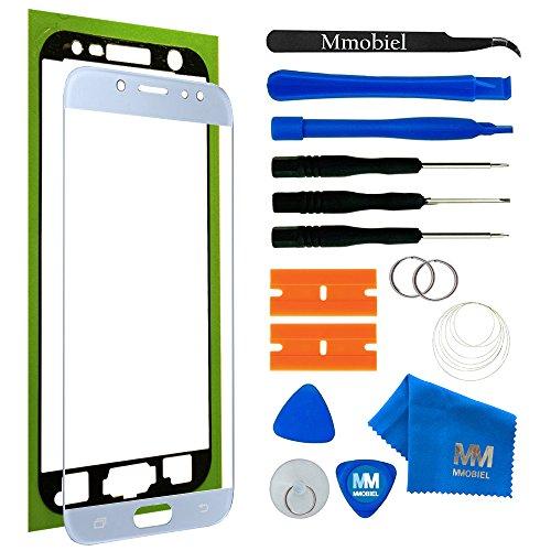 MMOBIEL Kit Reemplazo de Pantalla Táctil Compatible con Samsung Galaxy J7 Pro J730 (Azul) 5.5Pulg. Incl. Herramientas