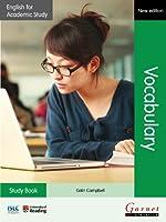 English for Academic Study: Vocabulary Study Book - Edition 2