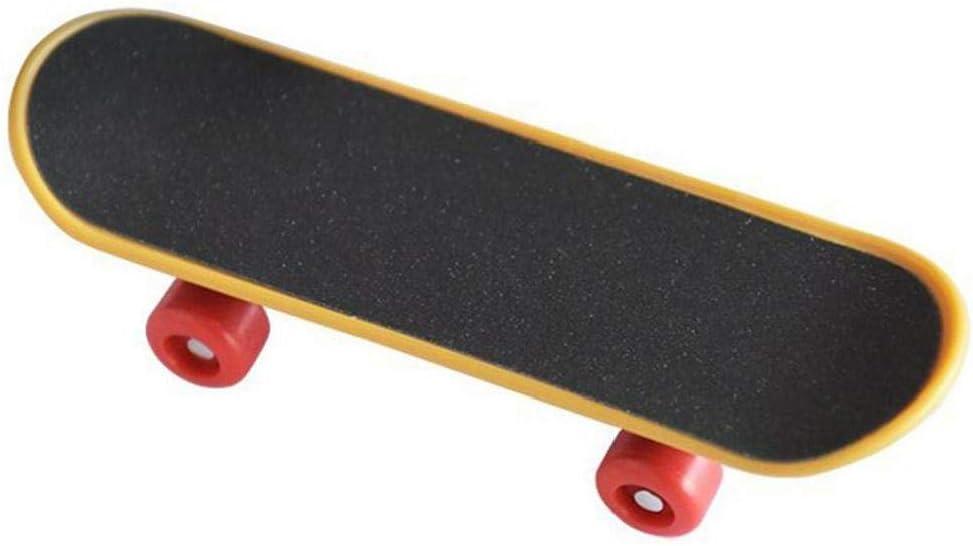 EElabper Finger Scooter Plastic Fing NEW Mini Toy Outstanding Skateboard