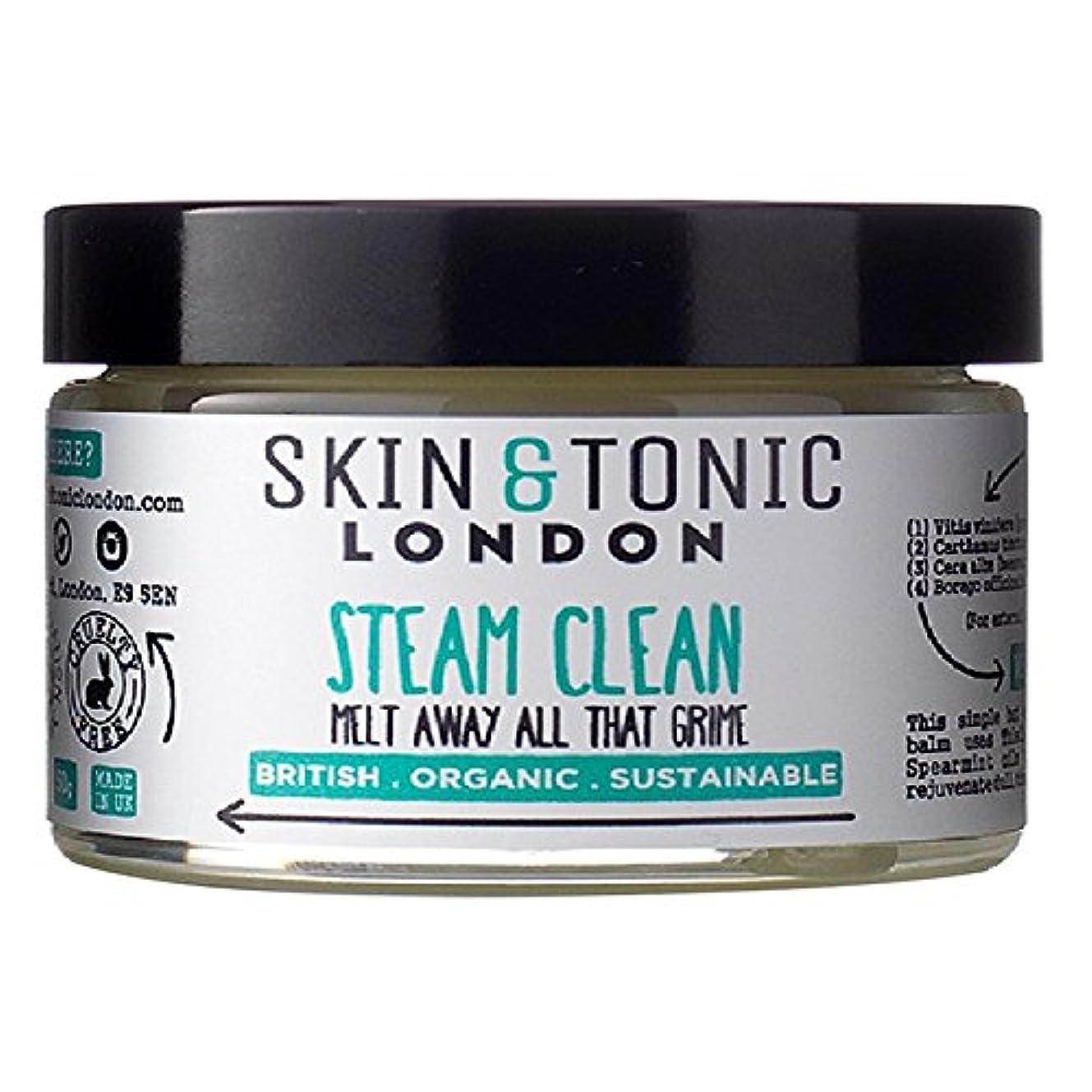 クラッシュエラーウェブSkin & Tonic London Steam Clean 50g (Pack of 6) - スキン&トニックロンドン蒸気きれいな50グラム x6 [並行輸入品]