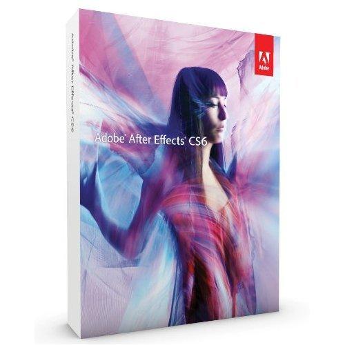 Adobe After Effects CS6 [Mac]
