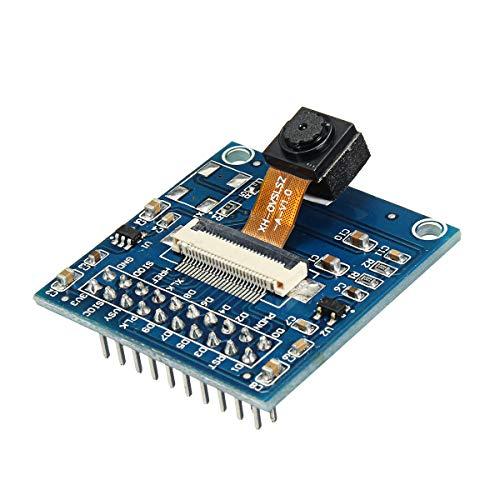 SHANG-JUN Fácil de Montar 3pcs VGA CMOS OV7670 CMOS Lente de la cámara Módulo 640X480 SCCE con la Interfaz I2C Conveniente