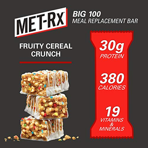 MET-Rx Protein Bar