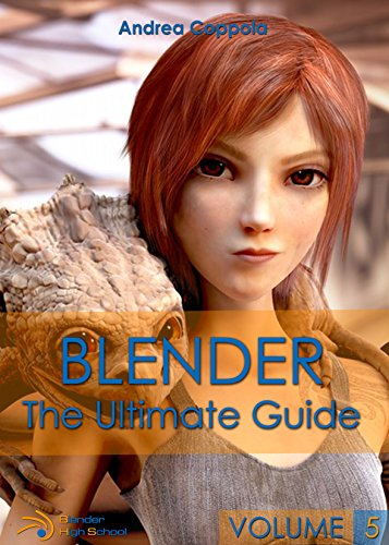 BLENDER - THE ULTIMATE GUIDE - VOLUME 5 Georgia