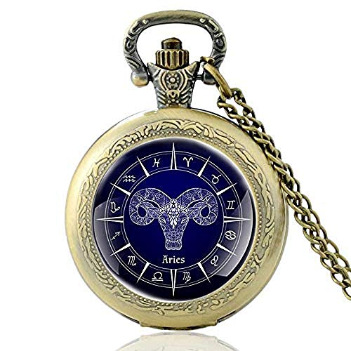 Aluyouqi Co.,ltd Christ Cross I Can Do It All by Vintage Unique Quartz Pocket Watch Hombres Mujeres Colgante Collar Horas Reloj
