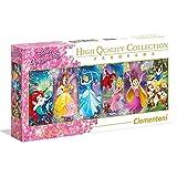 Clementoni- Puzzle 1000 Piezas Panorama Princess (39444.9)