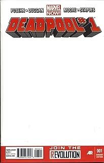 Best deadpool 1 variant cover Reviews