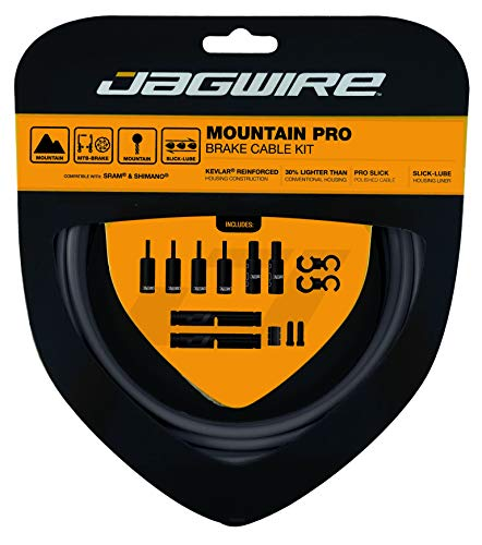Jagwire PCK401 Kabel-Set, Unisex, Erwachsene, Ice Gray