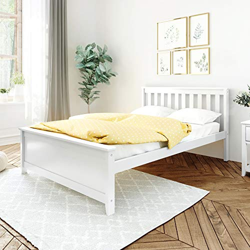 Max & Lily Bed, Full, White