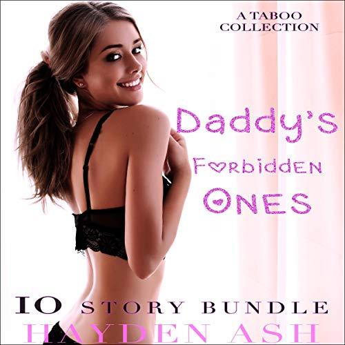 Couverture de Daddy's Forbidden Ones