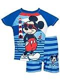 Disney Mickey Mouse - Bañador de Dos Piezas para niño Mickey Mouse - 2-3 Años