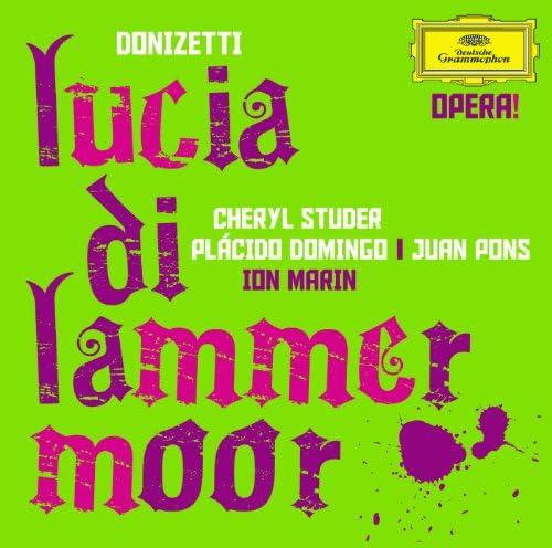 Cheryl Studer, Plácido Domingo, Fernando De La Mora, Juan Pons, London Symphony Orchestra & Ion Marin