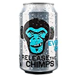 Nene Valley Brewing Release The Chimps Gluten Free Session IPA Craft Beer Cans (4.4% ABV) - 12 x
