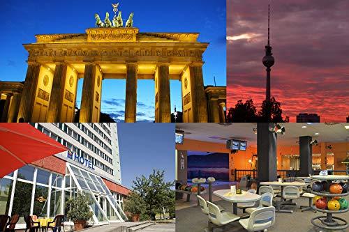 Reiseschein - 4 dni do dwoje w hotelu Comfort Berlin Lichtenberg - miasto nad Spree - bon hotelowy krótki wyjazd krótki urlop podróż prezent