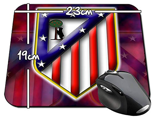 Club Atletico De Madrid Atlético De Madrid Alfombrilla Mousepad PC