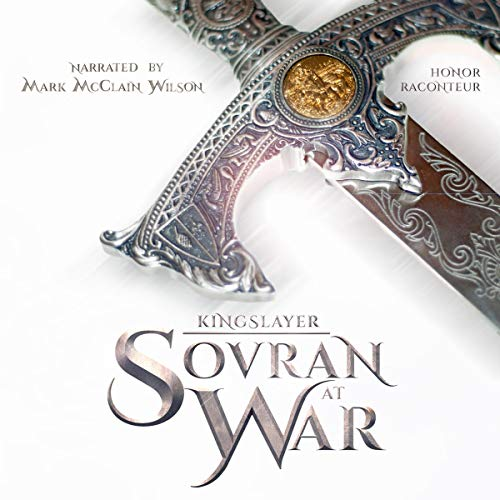 Sovran at War  audiobook cover art