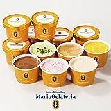 ジェラート専門店 マリオジェラテリア [ミックスセット] 12個入 アイス ギフト