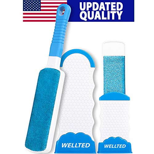 Product Image of the WELLTED Pet Hair Remover Brush