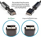 Câble Cordon AV composite Audio vidéo Pour Sony Playstation 2 3 PS1 PS2 PS3 Slim