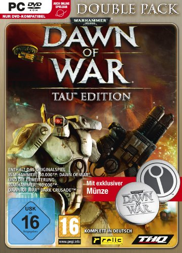 Warhammer 40,000: Dawn of War - Double Pack -Tau Edition