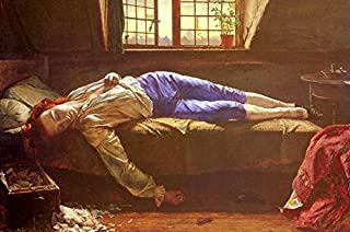 The Death of Chatterton by Henry Wallis - 18