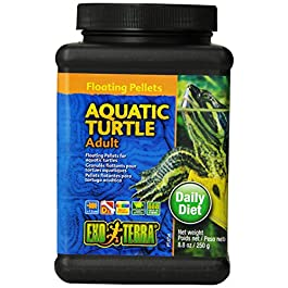 Exo Terra Floating Pellets Adult/Aquatic Turtle Food