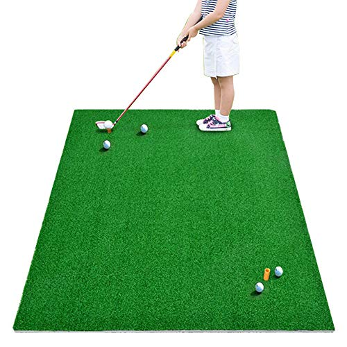 Purchase ZTJQD Golf Mat, Golf Practice Mat, Golf Lawn Mat, Indoor and Outdoor Portable Exercise Mat,...