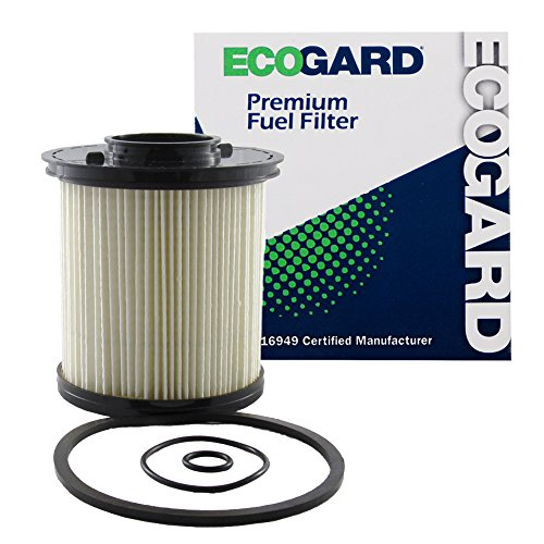 Price comparison product image ECOGARD XF59201 Premium Diesel Fuel Filter Fits Dodge Ram 2500 5.9L DIESEL 1997-1999,  Ram 3500 5.9L DIESEL 1997-1999