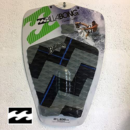 BILLABONG - Parko Catch & Release - Almohadilla de tracción para tabla de surf, color negro y gris