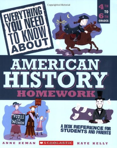 Everything You Need to know About American History Homeworkの詳細を見る