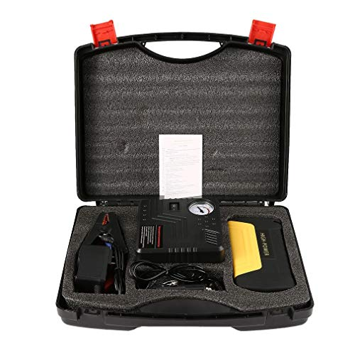 68800MAH Car Jump Starter Emergency Booster Power Bank met luchtpomp Kit AU-stekker