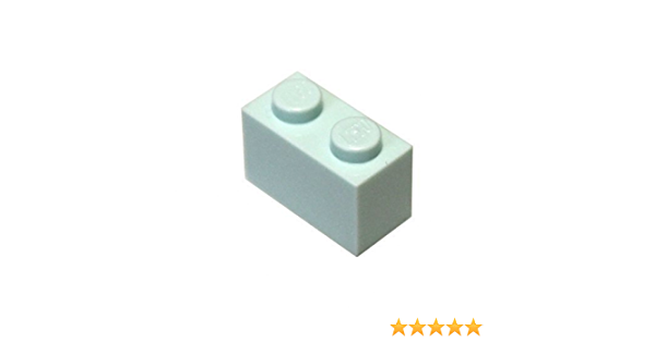 3004 White New Friends 1x2 Brick//10 pieces for each order Lego
