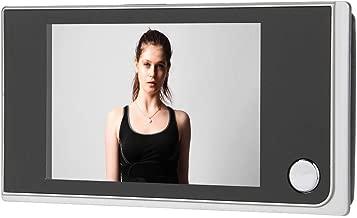 ROBTLE Greeter Digital Door Viewer & Doorbell, 3.5