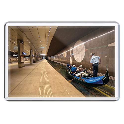 stadtecken magneten 10x7cm +++ Amsterdam motieven: Venetië I Holland Nederland | koelkastmagneten I Leven & Momenten grappig I Whiteboard I Souvenir I Gift I Cadeau-idee