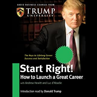 Start Right! How to Launch a Great Career cover art