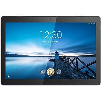 """Lenovo TAB M10 Tablet, Display 10.1"""" HD, Processore Qualcomm Snapdragon 429, 32GB espandibili fino a 128GB, RAM 2GB, WiFi, Android Oreo, Nero"""