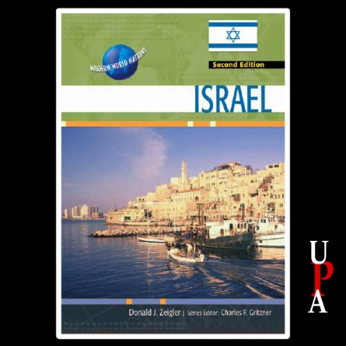 Modern World Nations: Israel audiobook cover art